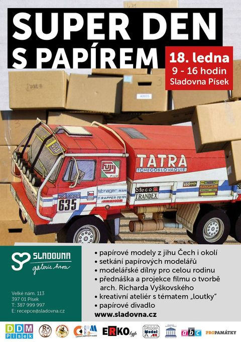 Propamatky.info: Super den s papírem - pozvánka na akci